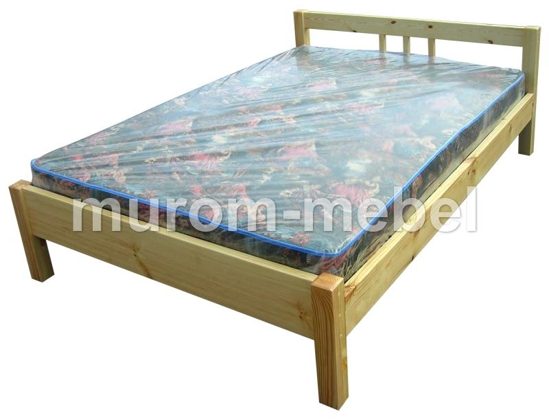 Как сделать простую кровать для дачи